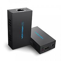 Bộ khuếch đại HDMI qua cáp mạng hỗ trợ 60m Vention AFIB0 - Hàng Chính Hãng