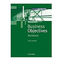 Business Objectives Workbook: International Edition (Business Objectives International Edition)
