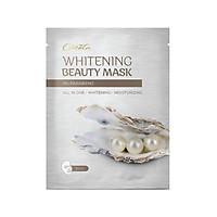 Mặt Nạ Dưỡng Trắng Da Nâng Cơ Cenota Whitening Beauty Mask