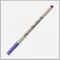 Bút lông đầu cọ viết calligraphy Artline Supreme Brush EPFS-F - Màu tím sáng (Bright Purple)