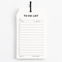 Tập Giấy Note Ghi Chú Danh Sách Cần Làm To Do List