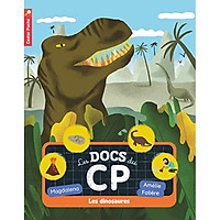 Les docs du CP - Les dinosaures (Dos carré collé)