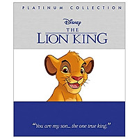 Disney The Lion King: Platinum Collection (Platinum Collection Disney)