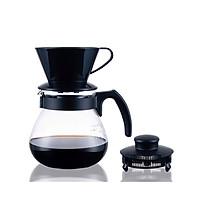 Bình pha cà phê tiện ích bằng thủy tinh cao cấp Nhật Bản 1L - Light Coffee