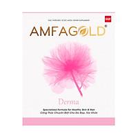 Viên Uống Dưỡng Đẹp Da - Tóc - Móng Amfagold Derma