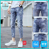 Quần Jean, Quần Bò Nam kiểu phong cách hot trend 2021 T&L store msa24