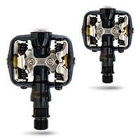 Bàn đạp kèm can/cá chuyên dụng dành cho xe đạp địa hình Jett MTB clipless pedal