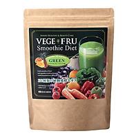 Bột Sinh Tố Giảm Cân VeGe Fru Smoothie Diet 300g (Green) - Nội Địa Nhật Bản