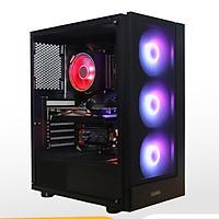 Máy tính chuyên đồ họa, rander PC AMD Ryzen 7 2700 / 16GB RAM / VGA GTX 1050 Ti 4GB. Hàng chính hãng