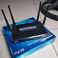 Android Tivi Box Sammedia s8 Pro 4K Ultra HD RAM 2GB - 4 râu