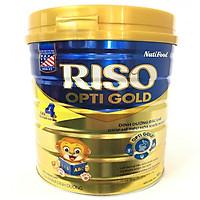 Riso opti gold 4- dinh dưỡng đặc chế cho hệ tiêu hóa khỏe mạnh