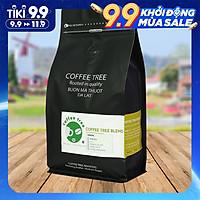 Cà phê bột nguyên chất 100% Coffee Tree đặc biệt 500gr thơm ngon, đậm đà - Cà phê rang xay pha phin gu việt