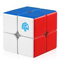Rubik 2x2 GAN 249 V2 M Stickerless hiệu Gan