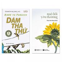 Combo 2 cuốn: Dám Tha Thứ, Mở Lối Yêu Thương