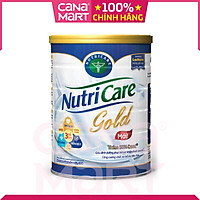 Sữa bột Nutricare Gold bổ sung dinh dưỡng cho người lớn tuổi, người suy nhược cơ thể (900g)