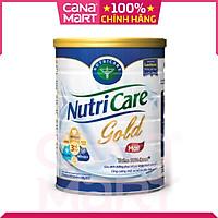 Sữa bột Nutricare Gold bổ sung dinh dưỡng cho người già, người suy nhược cơ thể (400g)