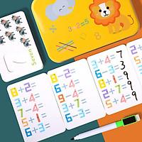 Thẻ học phép tính đa năng ( Từ 3-6 tuổi)