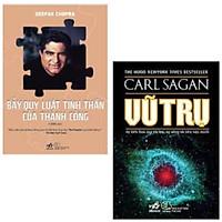 Combo sách: Bảy quy luật tinh thần của thành công + Vũ trụ (tái bản)