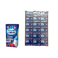Thùng 18 hộp Sữa đêm FRUTO Nga vị Gạo và Mâm xôi 200ml - Trẻ trên 6 tháng