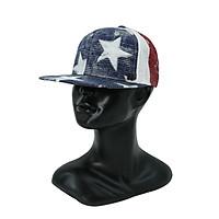 Mũ snapback hiphop nam nữ NÓN SƠN chính hãng MC224C-HV2