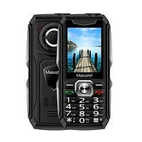 Điện thoại di đông Masstel Play 50- Hàng chính hãng- Màu đen