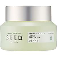 Kem Dưỡng Da TheFaceShop Green Natural Seed Anti Oxid Cream 50ml