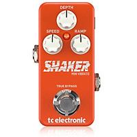 TC Electronic Shaker Mini Vibrato Guitar Effects Pedal-Hàng Chính Hãng