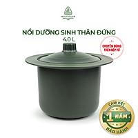 Nồi Dưỡng Sinh Thân Đứng + Nắp Minh Long Healthycook (4.0L)