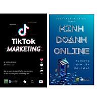 Sách - Combo Tiktok Marketing + Kinh Doanh Online - Xu Hướng Kiếm Tiền Thời Đại Số - 1980books