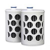 Lõi lọc thay thế bình lọc cá nhân (2 cái) - Aquasana USA - Made in USA