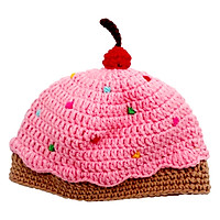Nón Len Cupcake Cho Bé H612C07