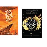 Combo 2 cuốn sách: Đỏ trỗi dậy + Đứa con hoàng kim