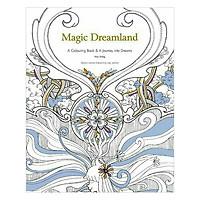 Sách tô màu Magic Dreamland