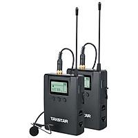 Micro không dây UHF cho máy ảnh-máy quay Takstar SGC-200W phiên bản 1 mic - Hàng chính hãng