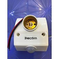 Đui đèn cảm ứng chuyển động ( đui E27)