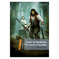 Dominoes 2 : Conan The Barbarian : The Jewels Of Gwahlur Level 2 - Tv and Film Adventure