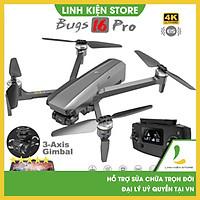 Flycam MJX Bugs 16 Pro - Chống rung điện tử EIS,  Camera Ultra HD 4K, góc quay 90 độ - Hàng Chính Hãng