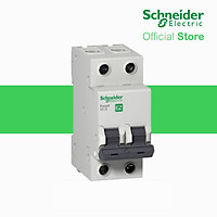 Cầu dao / Aptomat tự động Easy9 MCB  2P, 230V - 4.5kA- Schneider Electric - EZ9F34206