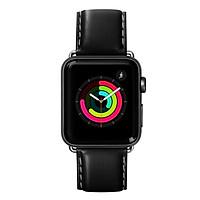 Dây Da LAUT Oxford Watch Strap Cho Apple Watch Series 1/2/3/4/5 _ Hàng Chính Hãng