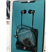 Tai Nghe Nhét Tai Super Bass Meia P1101 hai màu + 4 đầu mút - Hàng chính hãng