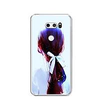Ốp lưng dẻo cho điện thoại LG V30 - 0416 GIRL10 - Hàng Chính Hãng