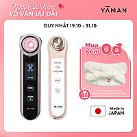 Combo Máy Làm Đẹp Da Ya-man RF Beauté Photo Plus HRF-10T + Máy Cham Sóc Da Circle Peeling Pro