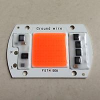 SANAN CHIP LED 50W - AC220V - CÂY TRỒNG