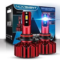 NOVSIGHT H1 H4 H7 H11 9005  9006 Car LED Headlight Bulbs Conversion Kit 10000LM 60W/set 6000K Automobiles Led Lights 12V