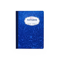 Sổ kẻ ngang 300 trang Patterns 4532 (3 quyển)