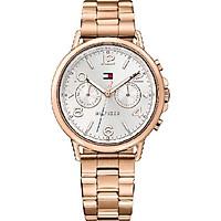 Đồng hồ đeo tay  Nữ dây kim loại Tommy Hilfiger 1781733