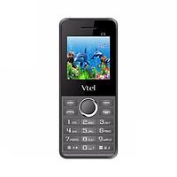 Điện thoại di động GSM Vtel C1 - Hàng chính hãng