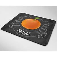 Miếng lót chuột mẫu Orange