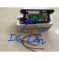 Bộ Bluetooth Không Dây-USB-Thẻ Nhớ-FM Radio