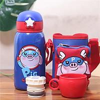 Bình Giữ Nhiệt SUPER PIG 500ML